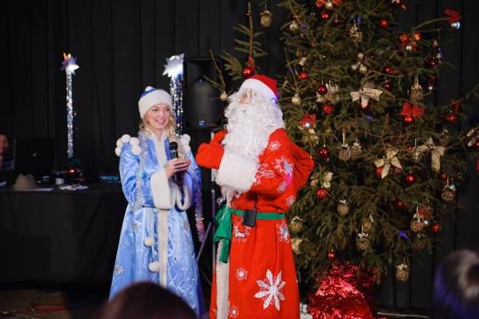 Снегурочка и Дед Мороз Премии