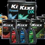 Новый продукт масло KIXX