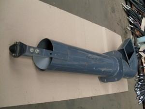 Шнек загрузной зерновой  (КЗК-10-0216000)
